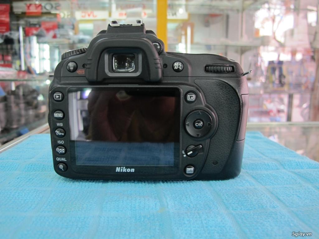 Nikon D90 hàng xách tay mỹ mới trên 97%. - 3