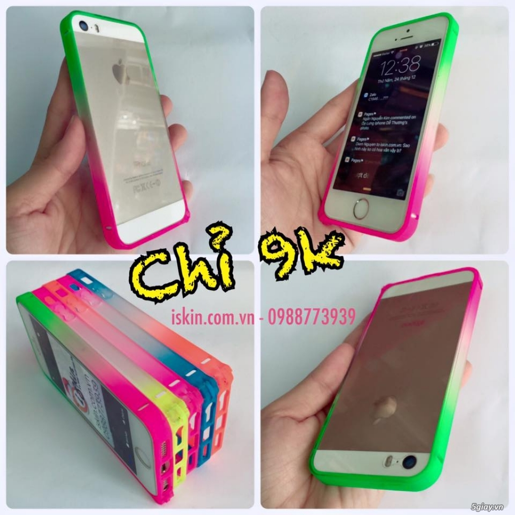 Ốp lưng, bao da, case, vỏ, dán iphone 6-6 plus, iphone 5-5s-5c, iphone 4, iphone 3 - 4