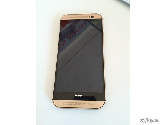 Htc M8 Gold 99% hoặc gl