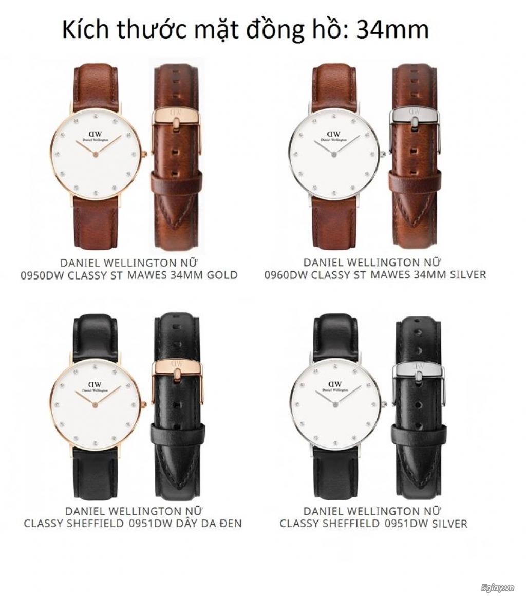 Đồng hồ chính hãng Emporio Armani, Michael Kors, Daniel Wallington,Diesl...nhận order thiêu yêu cầu