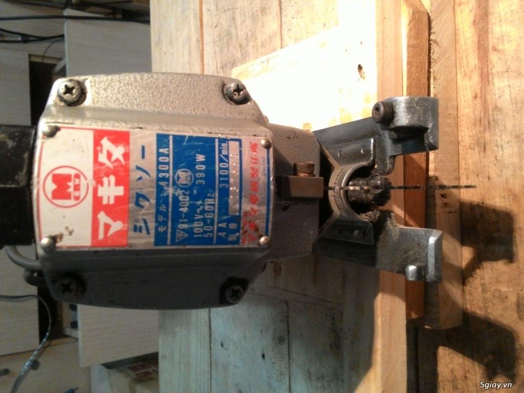 Máy cưa, máy cắt, máy mài, máy cưa cắt đa năng nội địa Nhật - 3