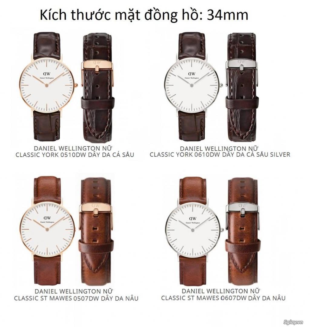 Đồng hồ chính hãng Emporio Armani, Michael Kors, Daniel Wallington,Diesl...nhận order thiêu yêu cầu - 1