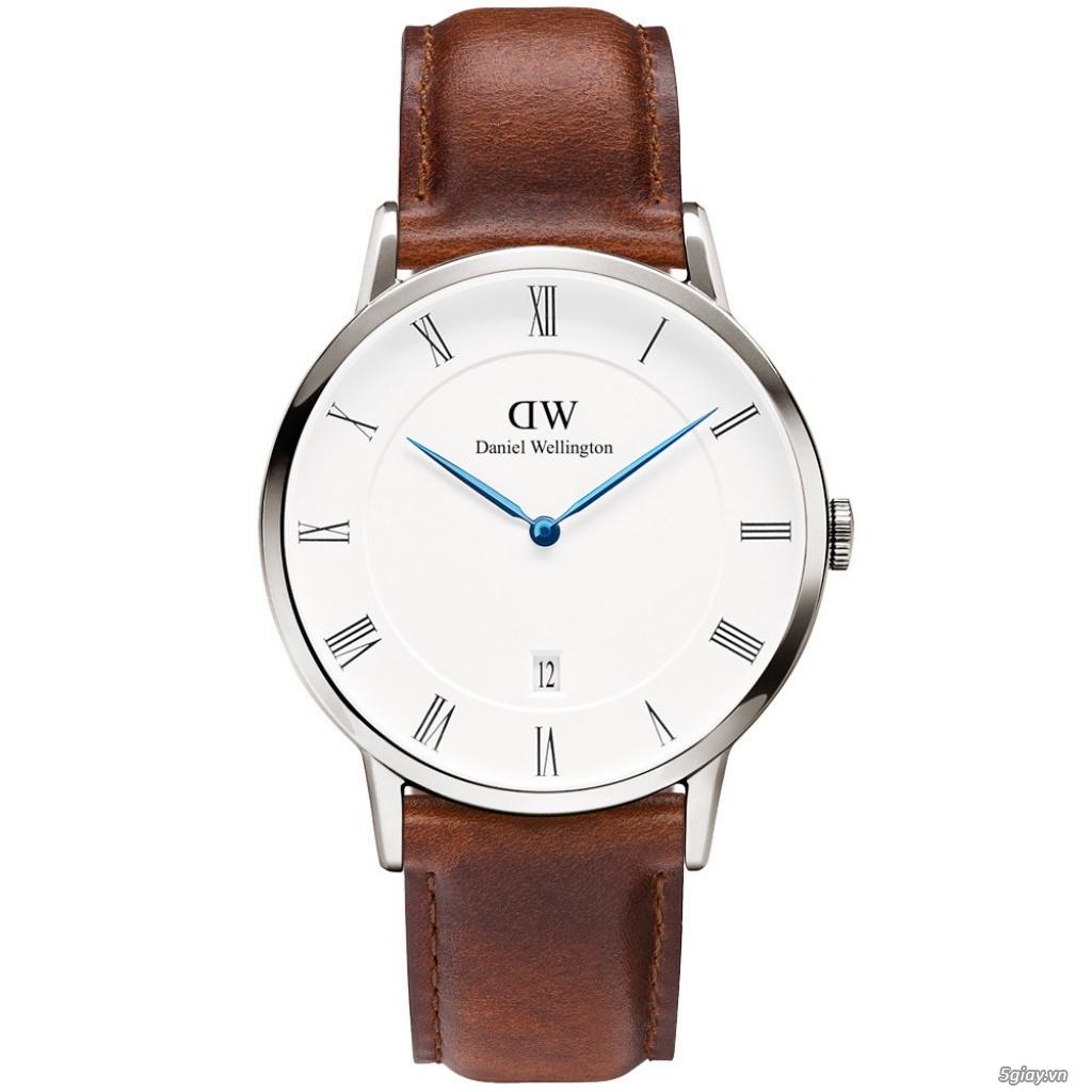 Đồng hồ chính hãng Emporio Armani, Michael Kors, Daniel Wallington,Diesl...nhận order thiêu yêu cầu - 6