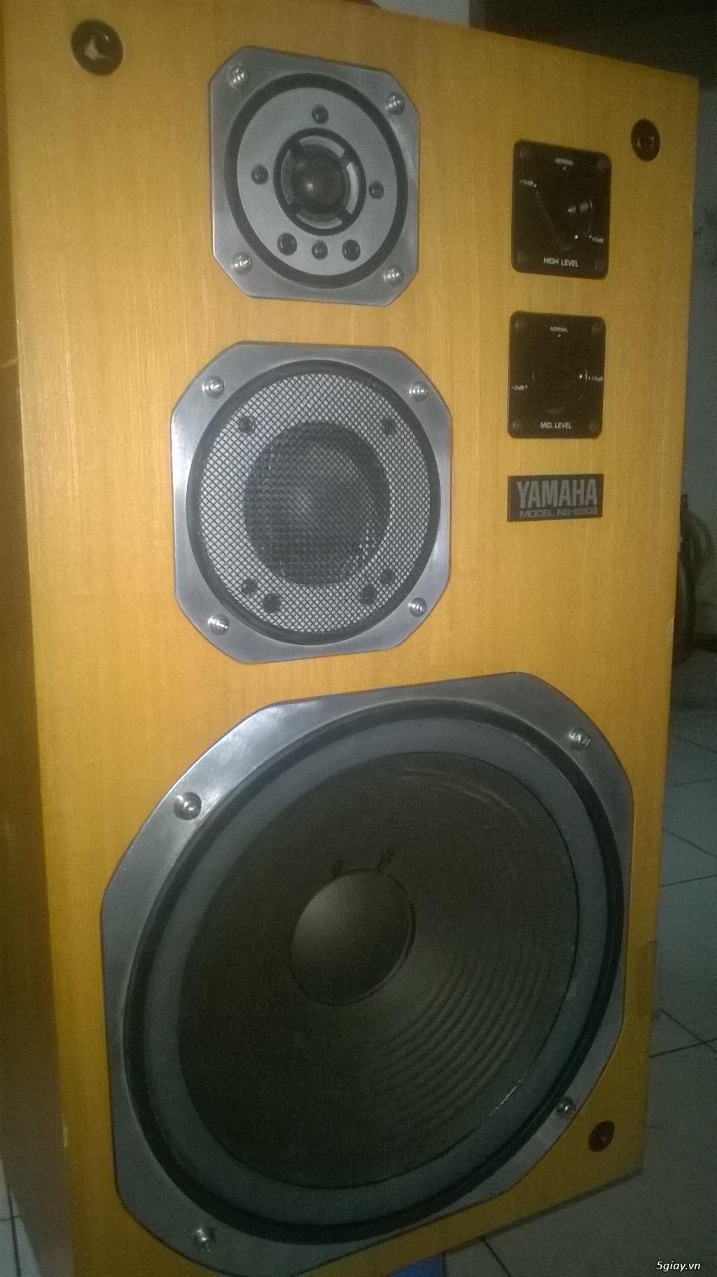 Loa Yamaha Ns