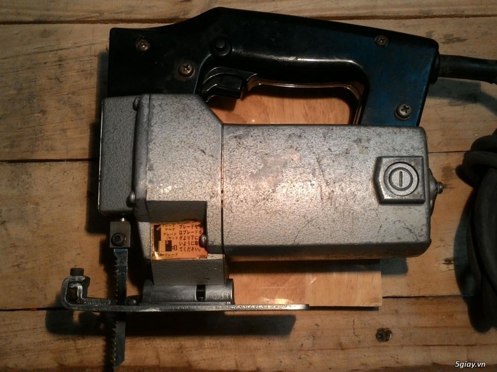 Máy cưa, máy cắt, máy mài, máy cưa cắt đa năng nội địa Nhật - 2