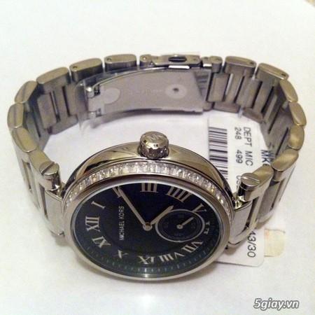 Đồng hồ Marc Jacobs và Michael Kors hàng gửi về từ US, 100% Auth - 7