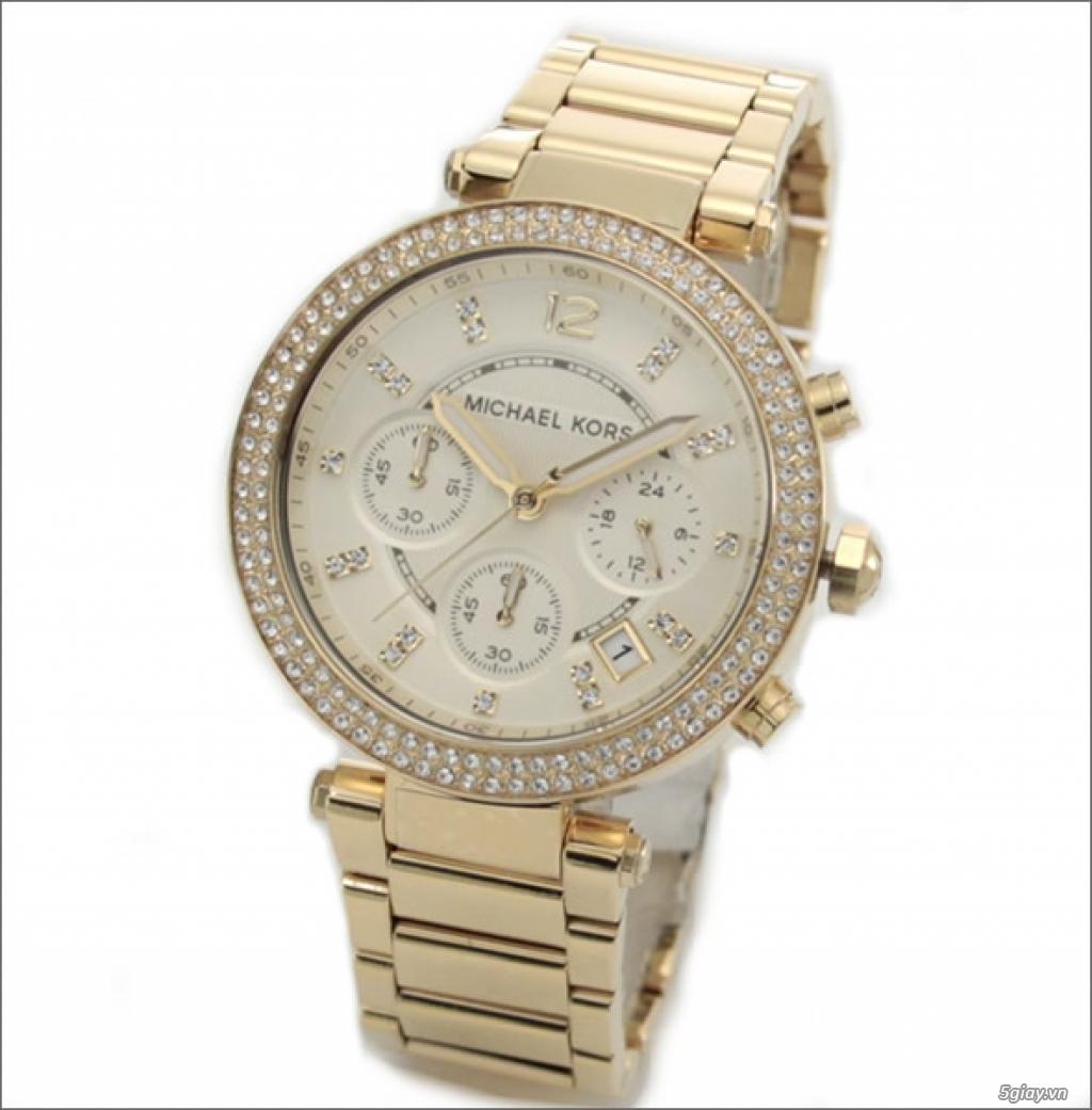 Đồng hồ Marc Jacobs và Michael Kors hàng gửi về từ US, 100% Auth - 40
