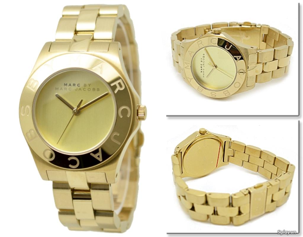 Đồng hồ Marc Jacobs và Michael Kors hàng gửi về từ US, 100% Auth - 27