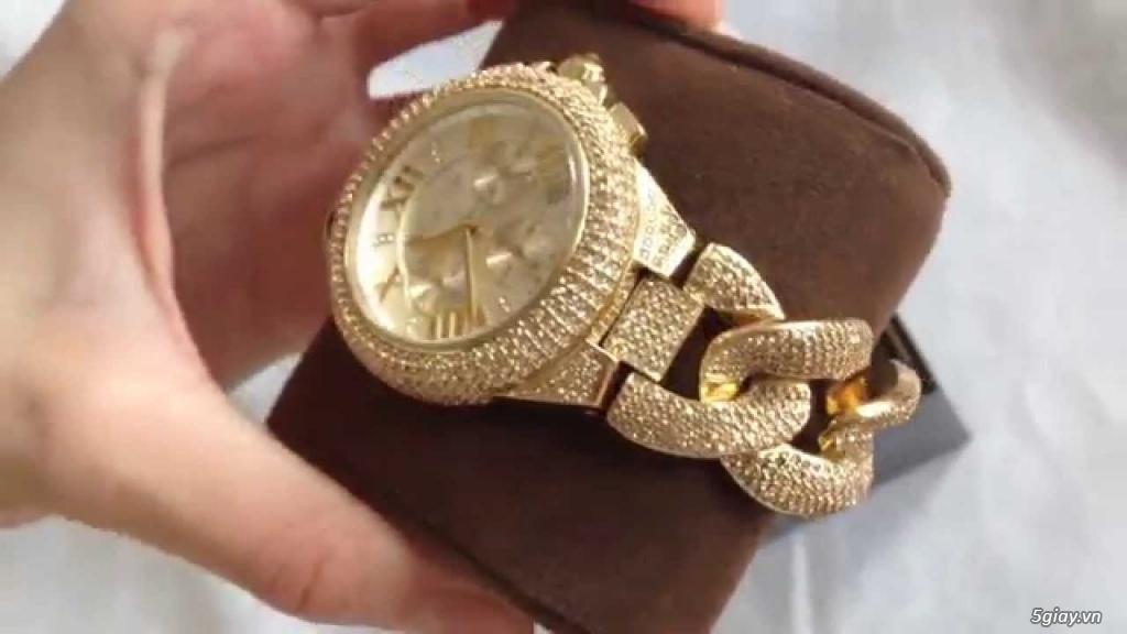 Đồng hồ Marc Jacobs và Michael Kors hàng gửi về từ US, 100% Auth - 3