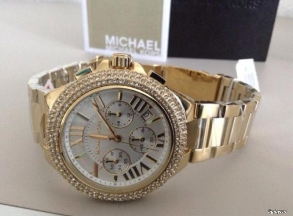 Đồng hồ Marc Jacobs và Michael Kors hàng gửi về từ US, 100% Auth - 5