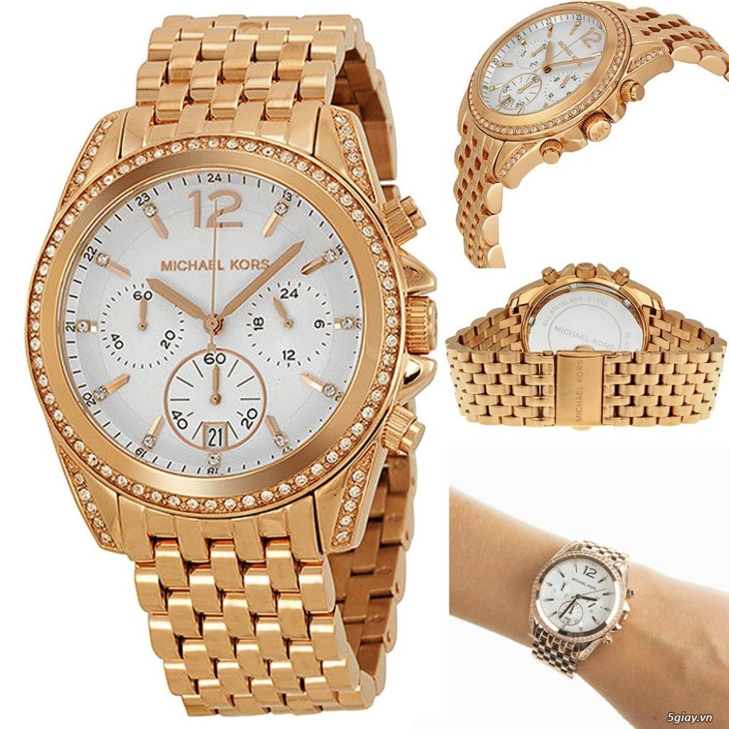 Đồng hồ Marc Jacobs và Michael Kors hàng gửi về từ US, 100% Auth - 38