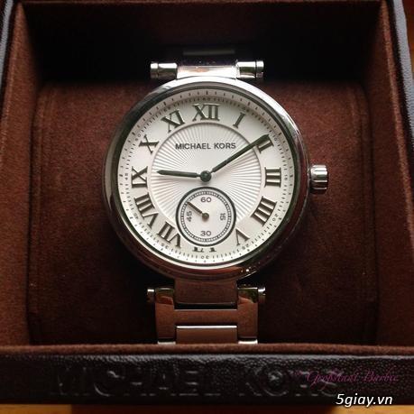 Đồng hồ Marc Jacobs và Michael Kors hàng gửi về từ US, 100% Auth - 8