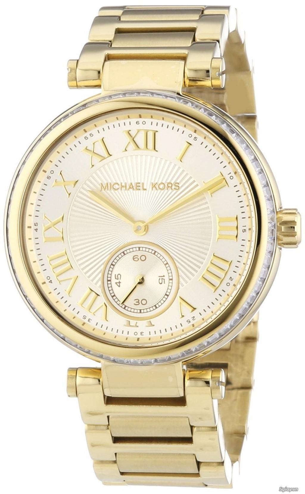 Đồng hồ Marc Jacobs và Michael Kors hàng gửi về từ US, 100% Auth - 6