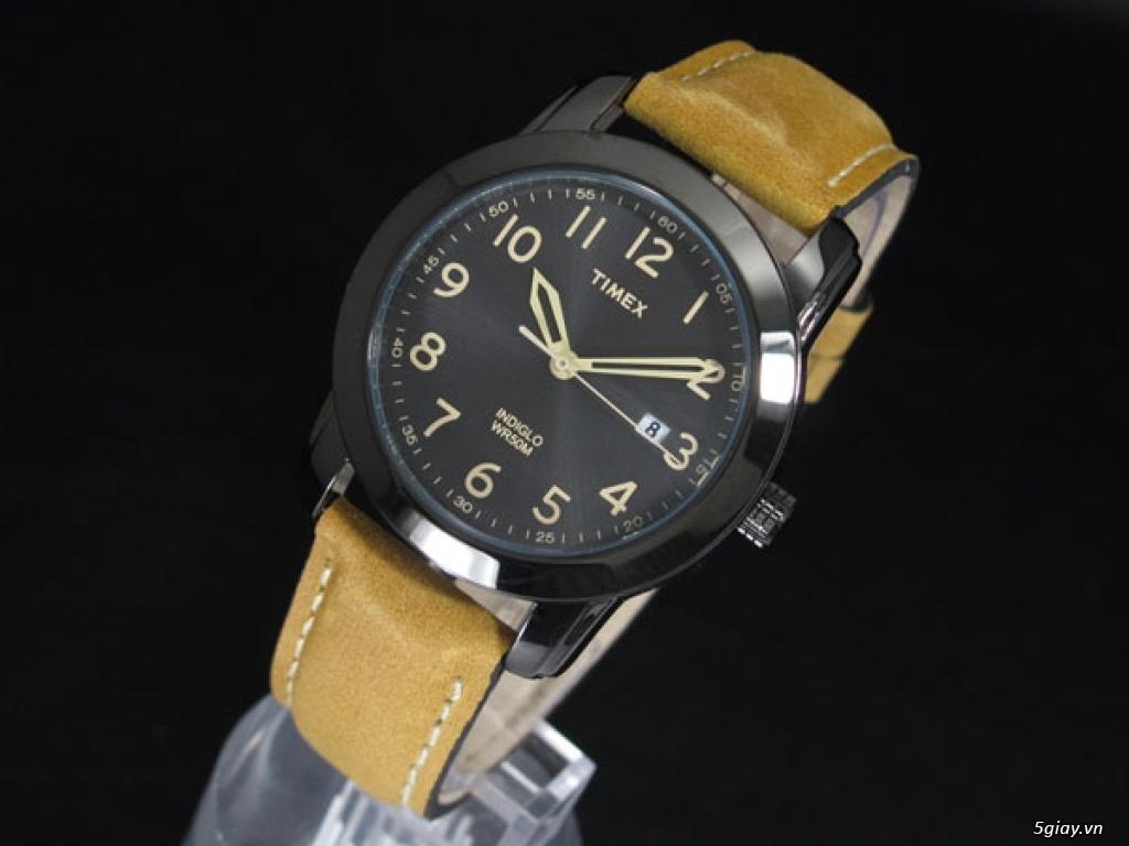 Đồng hồ Timex Expedition, Timex Scout, Timex Weekender - brand-new 100% - nguyên seal điều khiển - 4