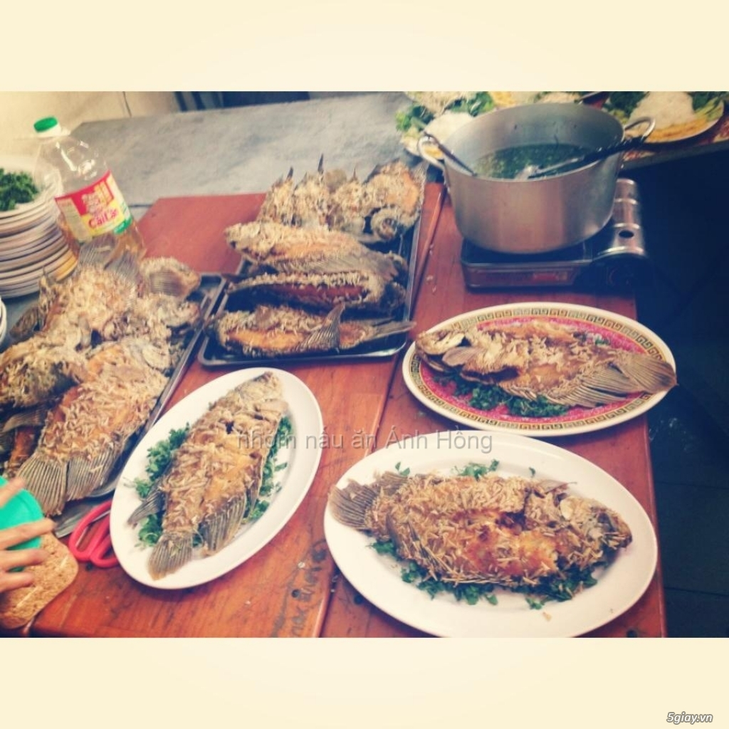 Dịch vụ nấu ăn tại nhà Ánh Hồng - 5