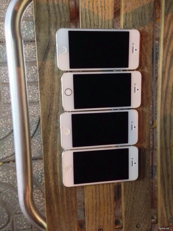 Iphone 5/5s 16/32gb trắng,đen, vàng quốc tế - 2