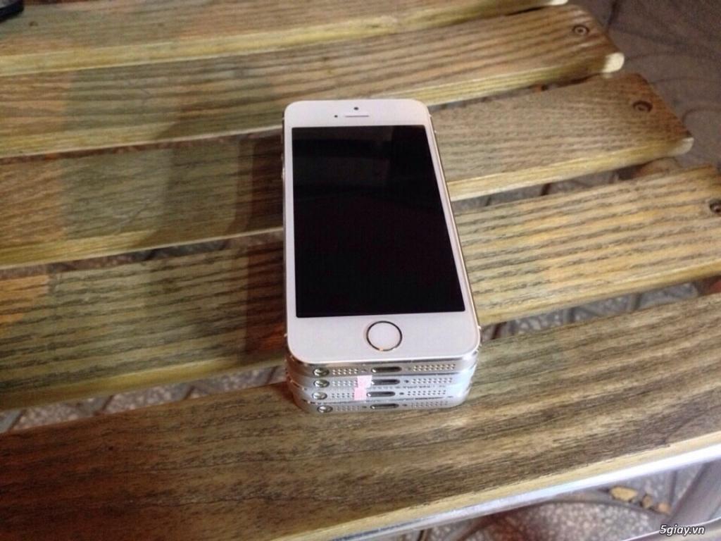 Iphone 5/5s 16/32gb trắng,đen, vàng quốc tế