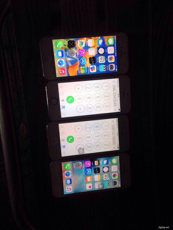 Iphone 5/5s 16/32gb trắng,đen, vàng quốc tế - 3