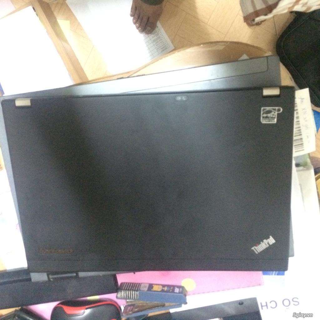 Bán laptop lenovo x220 I5 ram 8GB SSD 120 Vỏ xấu 4 triệu   5giay