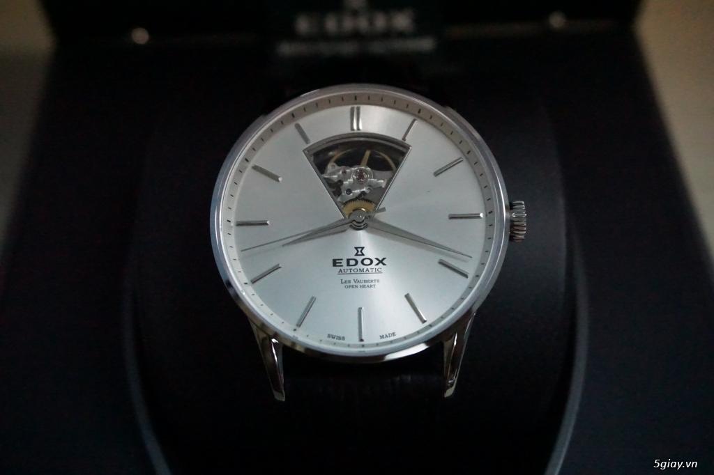 **SALE OFF** Đồng hồ Thụy Sỹ Edox Automatic, Invicta Automatic, Bulova Quartz >>> Chính hãng 100%