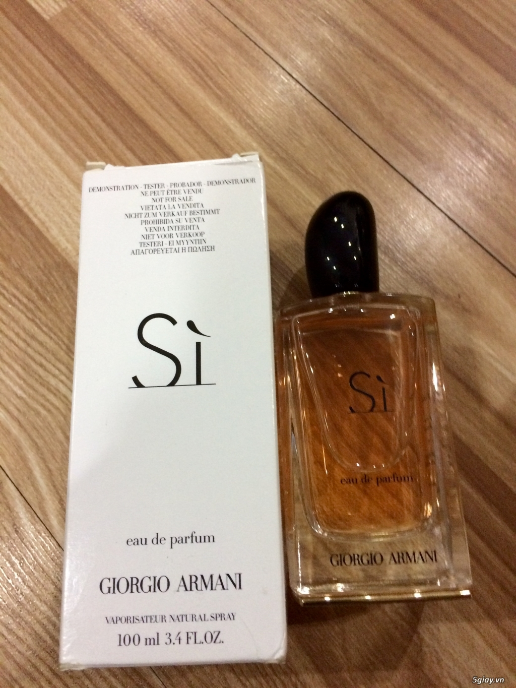 Nô s scent: ONLY FOR TESTER NOT FOR SALE - 17