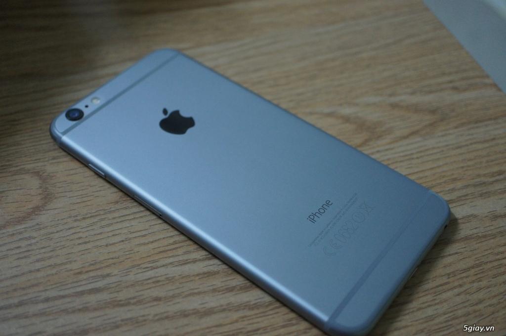 bán em Iphone 6 plus 16G, bản qt màu gray 99%.hình thật nha. - 3
