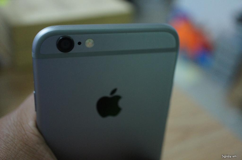 bán em Iphone 6 plus 16G, bản qt màu gray 99%.hình thật nha. - 1