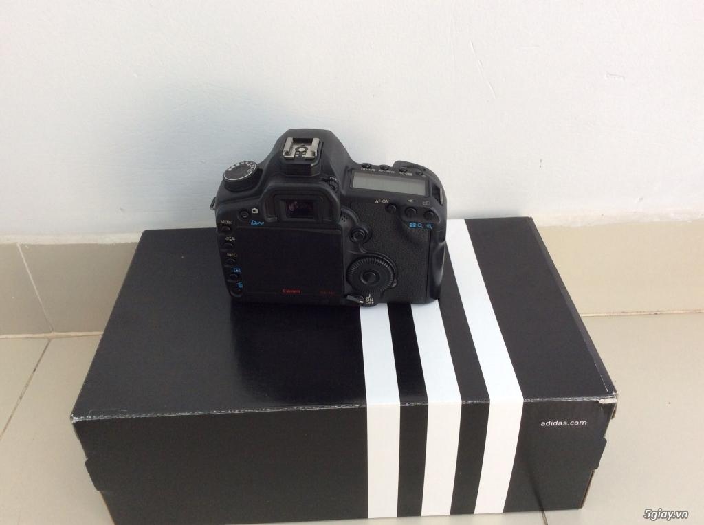 Bán canon 5D mark II - lens 24-105 code UA đẹp . giá tốt ăn tết. - 6