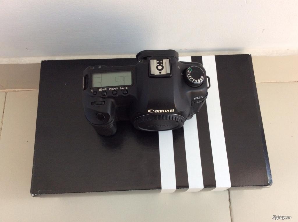 Bán canon 5D mark II - lens 24-105 code UA đẹp . giá tốt ăn tết. - 9