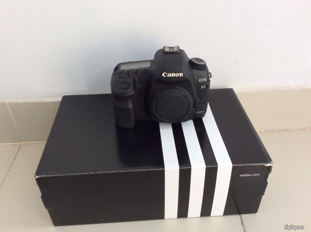 Bán canon 5D mark II - lens 24-105 code UA đẹp . giá tốt ăn tết. - 8