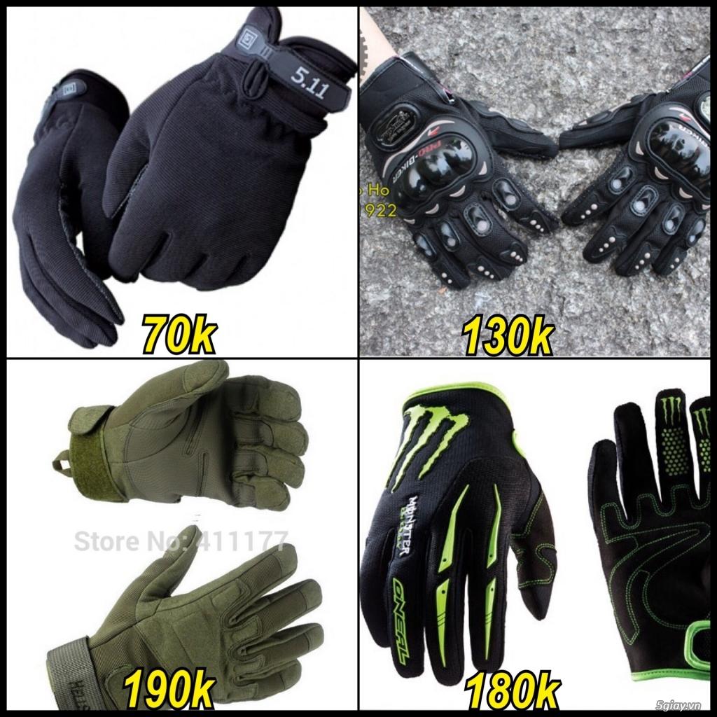 Chợ bảo hộ - bán đồ đi phượt - dụng cụ bảo hộ moto xe máy - 15
