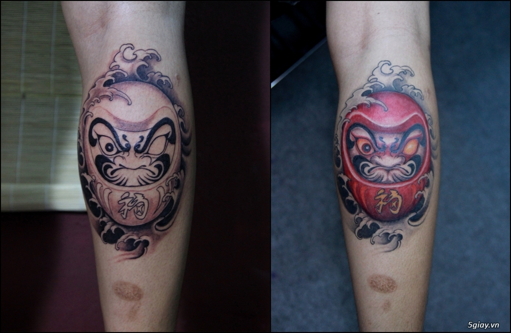 X m h nh ngh thu t black mamba tattoo studio 5giay for Black mamba tattoo