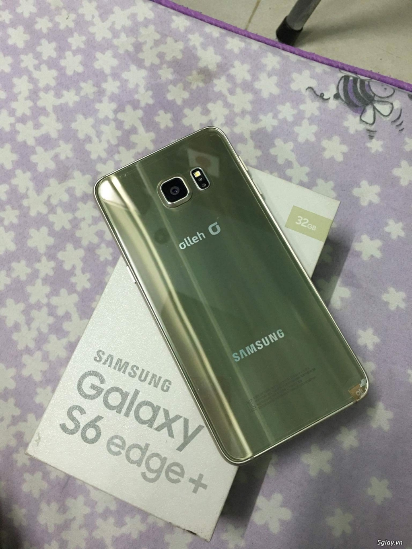 S6 Edge Plus 32gh Gold - 2