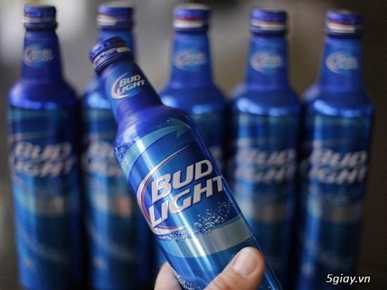 Bia Budweiser chai nhôm 473ml nhập khẩu Mỹ giao hàng tận nơi  - 098.8800337 - 6