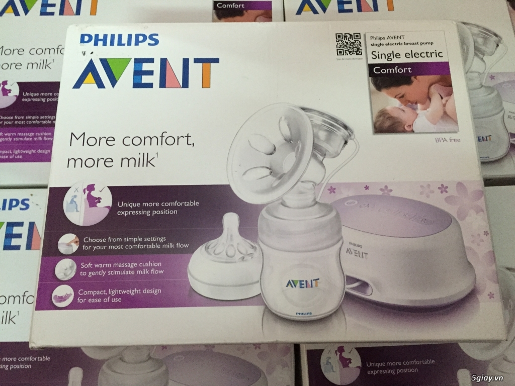 Chuyên Máy hút sữa Medela, Máy hút sữa Philip Avent chính hãng BH 12 tháng BÁN LẺ=GIÁ SĨ - 1