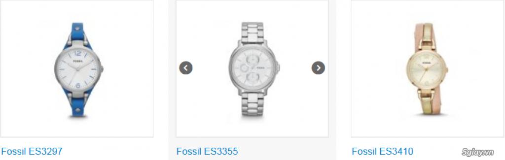 Đồng hồ nữ xách tay USA, chính hãng, giá hấp dẫn - 6