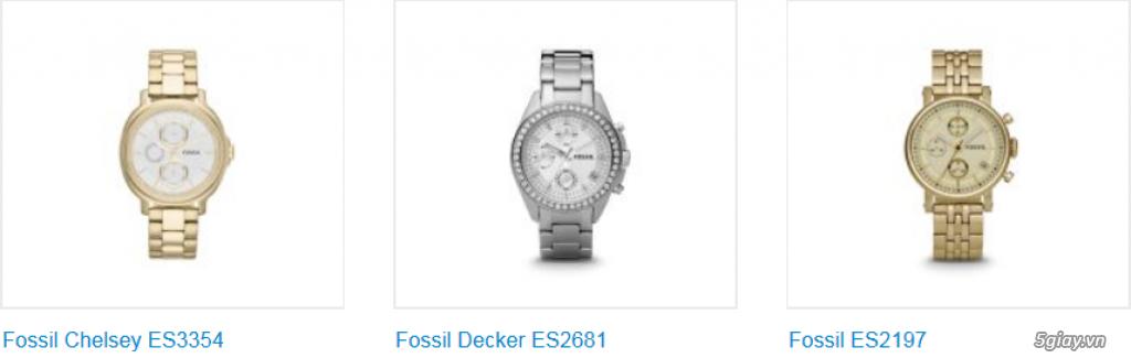 Đồng hồ nữ xách tay USA, chính hãng, giá hấp dẫn - 4