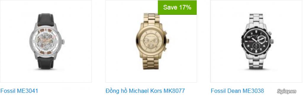 Đồng hồ nam xách tay USA, chính hãng, giá hấp dẫn - 11