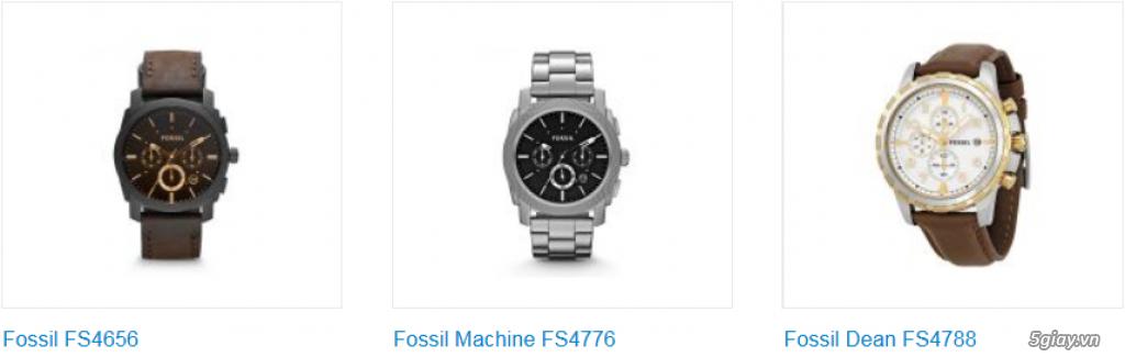 Đồng hồ nam xách tay USA, chính hãng, giá hấp dẫn - 6
