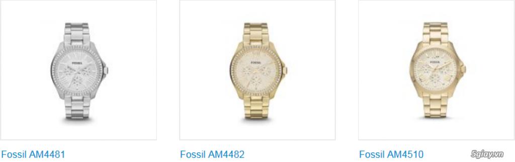 Đồng hồ nữ xách tay USA, chính hãng, giá hấp dẫn - 1