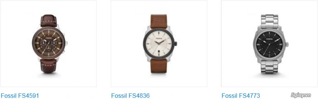Đồng hồ nam xách tay USA, chính hãng, giá hấp dẫn - 1