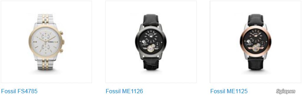 Đồng hồ nam xách tay USA, chính hãng, giá hấp dẫn - 9