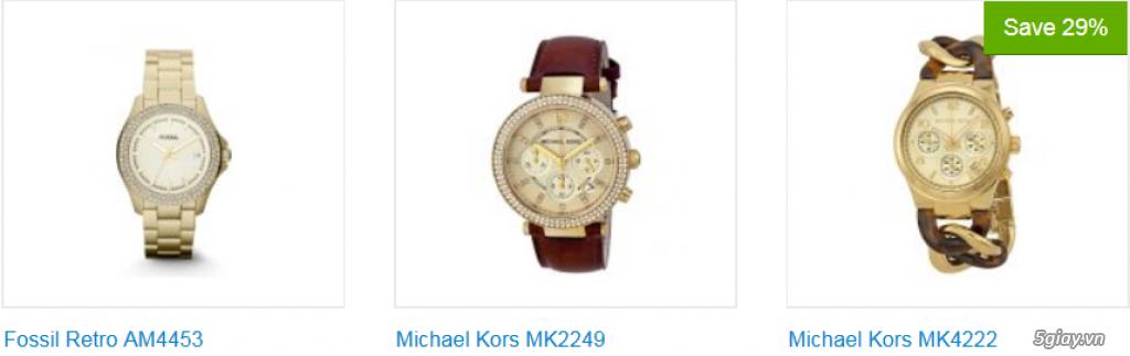 Đồng hồ nữ xách tay USA, chính hãng, giá hấp dẫn - 14