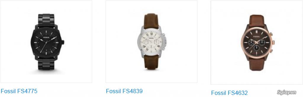 Đồng hồ nam xách tay USA, chính hãng, giá hấp dẫn - 3