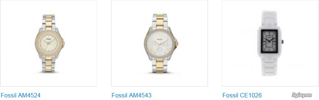 Đồng hồ nữ xách tay USA, chính hãng, giá hấp dẫn - 2