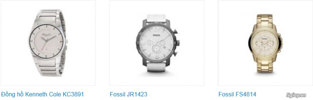 Đồng hồ nam xách tay USA, chính hãng, giá hấp dẫn - 7