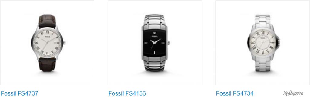 Đồng hồ nam xách tay USA, chính hãng, giá hấp dẫn