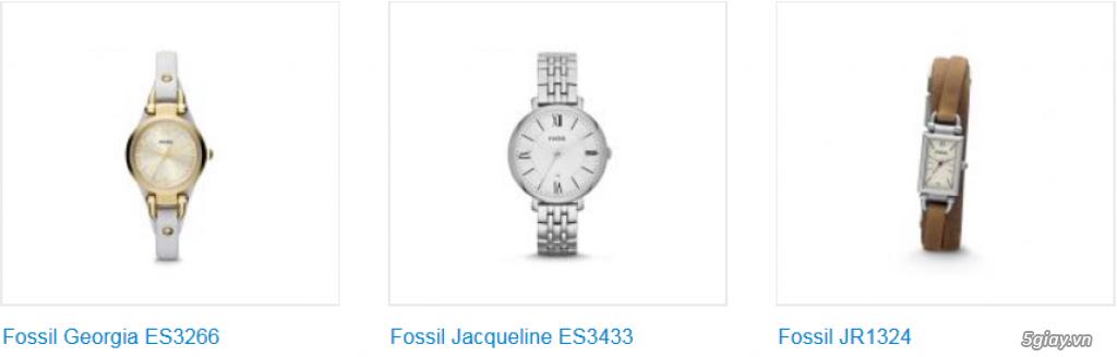 Đồng hồ nữ xách tay USA, chính hãng, giá hấp dẫn - 12
