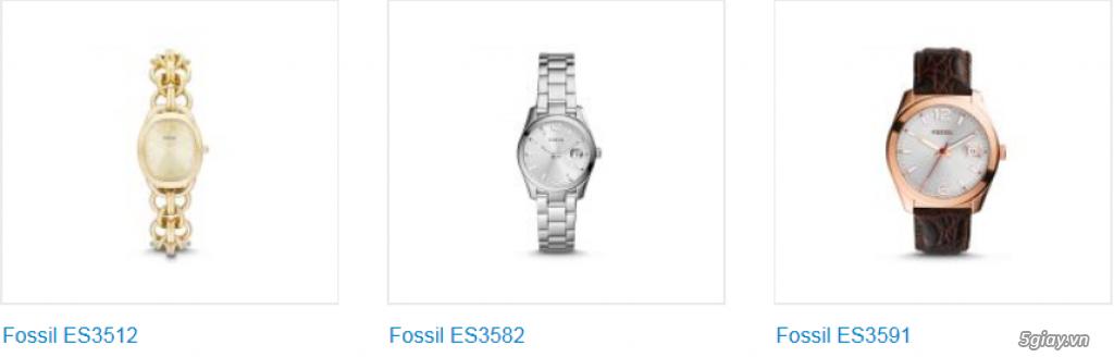 Đồng hồ nữ xách tay USA, chính hãng, giá hấp dẫn - 9