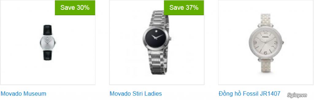 Đồng hồ nữ xách tay USA, chính hãng, giá hấp dẫn - 13